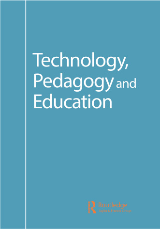 Technology Pedagogy and Education Journal